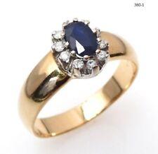 Markenlose 19,1 mm) Diamant Ø 60 (Echtschmuck-Ringe