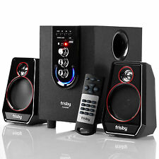Frisby FS-6200BT Bluetooth Computer PC Laptop Tablet IPhone Android 2.1 Speakers