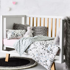 "ADAIRS  DREAM GIRL QUILT COVER SET ""COT"" RRP $100"