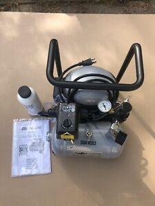 Planet-Air Silver Line Model L-S20-4 Super Quiet Lab Compressor - 115 Volt 1 Ph.