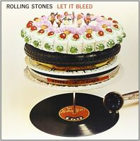 "THE ROLLING STONES ""LET IT BLEED"" LP VINYL NEW!"