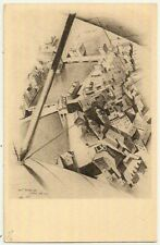 1927 SWITZERLAND ZURICH AIR MEETING POSTCARD FINE MINT 25c rare unused