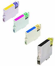WE0715 4 CARTUCCE COMPATIBILI Multipack x Epson T0711 T0712 T0713 T0714 T0715