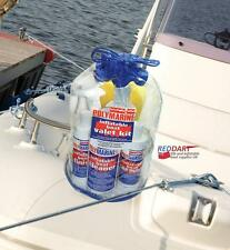 Inflatable Boat RIB Cleaning Valet Kit - Clean, Polish, Finish
