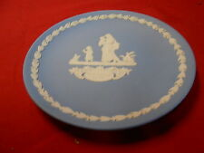 Beautiful Wedgwood Light Blue Jasperware Collector Plate-Mother 1974.Sale