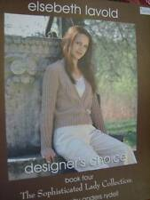 Elsebeth Lavold Knitting Book #4 Sophisticated Lady Collection -14 Designs, All