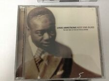 614475013429 West End Blue  Best of the Hot Fives & Sevens Louis Armstrong CD
