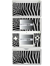 Zebra Fur Camouflage Style - Vinyl Skin Sticker for Nintendo DS Lite