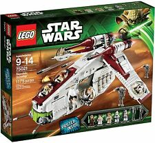 LEGO 75021 Republic Gunship NEW Star Wars Obi-Wan Kenobi Anakin Skywalker Padme
