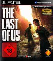 PS3 / Sony Playstation 3 Spiel - The Last of Us DEUTSCH mit OVP