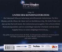PERRY RHODAN - UNTER DEM KONDENSATOR-DOM (39)   CD NEW