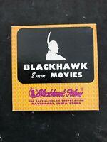 Vtg Blackhawk Films 8mm Hogan Out West  Charles Murray, Billie Brockwell