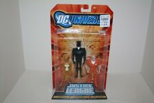 DC Universe JLU Unlimited CHEETAH THE SHADE LEX LUTHOR Figure NEW