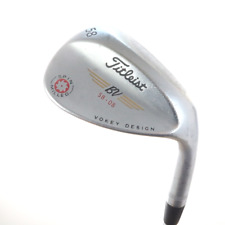 Titleist Vokey Spin Milled Tour Chrome Wedge 58 Degrees 58.08 Steel 57896A