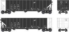 Bowser (HO) #41703 CHICAGO & North Western 100 Ton 3-Bay Hopper #135251 - RTR