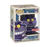 Funko Pop Disney : Alice in Wonderland - Cheshire Cat - Target Exclusive