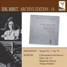 Piano Sonata No. 7. Allegro Barbaro/6 Bulgarian Da, New Music
