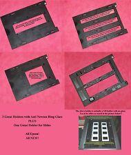 Epson Perfection 4990 & 4870 -Full Set- Substitute  ANTI NEWTON RING GLASS ANR