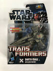 Star Wars Transformers DARTH MAUL To SITH INFILTRATOR Skill Level 2 NEW 2011 For Sale