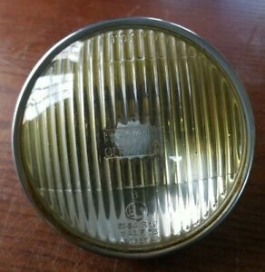 1976-1986 Mercedes W123 280C 240D 300D 300TD 300CD Amber Fog Lamp chrome OEM