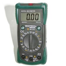 MASTECH MS8233B 19-range multimeter fit FLUKE 15B backlight diode AC backlit r