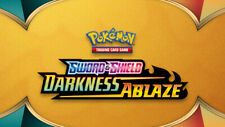 POKEMON   DARKNESS ABLAZE HOLOS AND REVERSE HOLOS   NEW   CHOOSE YOUR CARDS!