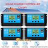 4Pack 60A MPPT Solar Charge Controller Panel Battery Regulator 12/24V Dual USB