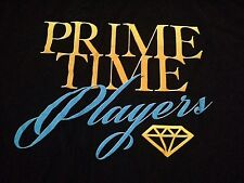 Prime Time Players Tag Team Is Back WWE Authentic Mens T-shirt 2XL XXL