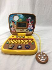 Vtech Disney Jake and The Neverland Pirates Laptop Learning Game