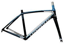 Haibike Life Challange 8.30 Rennrad Carbon Rahmen + Gabel schwarz/weiß/blau RH48