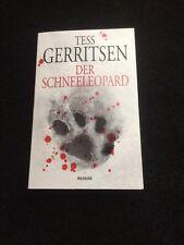 Tess Gerritsen Der Schneeleopard