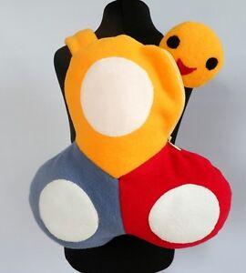 True backpack by Divendi True and the rainbow kingdom handmade