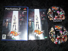 The King of Fighters Kof Maximum Impact PS2 complet FR