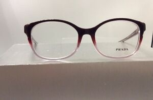 PRADA OPTICAL FRAME VPR130 Color ZXM 101 54-17-140 BRAND-NEW AUTHENTIC
