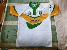 Donegal Gaelic Football Minor Away Jersey 2012 to 2013 Small Adult GAA Ireland
