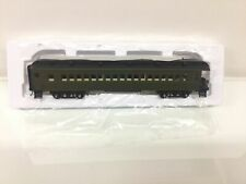 Atlas 2002750 O Undecorated Trainman 60' Observation Car 2-Rail