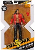 NXT TAKEOVER Nakamura Action Figure- WWE Elite Action Figure