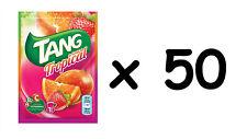 Lot de 50 sachets de tang goût tropical, jus de fruit, envoi soigné