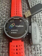 Garmin Forerunner 735XT Multi Sport Triathlon Watch With GPS & HEART RATE.
