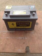 Genuine Ferrari Battery Vr760 12V 115 Rc 760A En Memorabilia