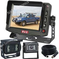 "Ute Tray Back Rear-View Camera Kit With 5"" Reversing Monitor Waterproof Camera"