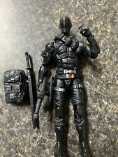 Hasbro Gi Joe Classified Series Snake Eyes 02 Complete Loose