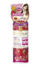 Meishoku Detclear Bright and Peel Facial Peeling GEL - Mix Fruit 180ml Japan