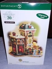 Dept 56 Christmas In The City Light Nouveau Nib *Still Sealed*