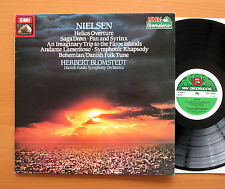 ESD 1434471 Nielsen Orchestral Works Blomstedt Danish Radio Symphony NM/VG