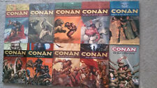 CONAN - Vols 1-9 + The Spear and Other Stories - Dark Horse - Busiek-Truman -TPB