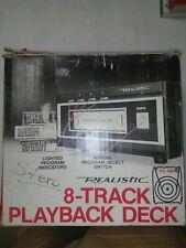 Realistic 8track Tr-169