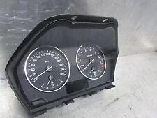 BMW 1er f20 Tachimetro Strumento Combinato Tachimetro Tachometer visualizzazione consumo 9232891