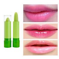 Magic Temperature Change Farbe Lippenstift Feuchtigkeit Grün rosa LippenbalsaFBB