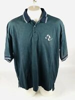 Disney Golf Collection Polo Men's XXL Mickey Mouse Embroidered Shirt (A9)